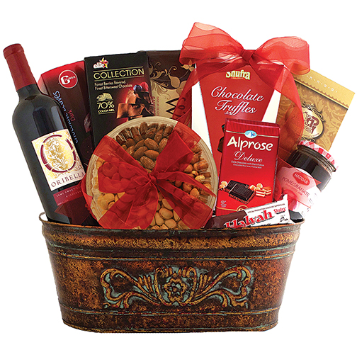 Ornate Basket